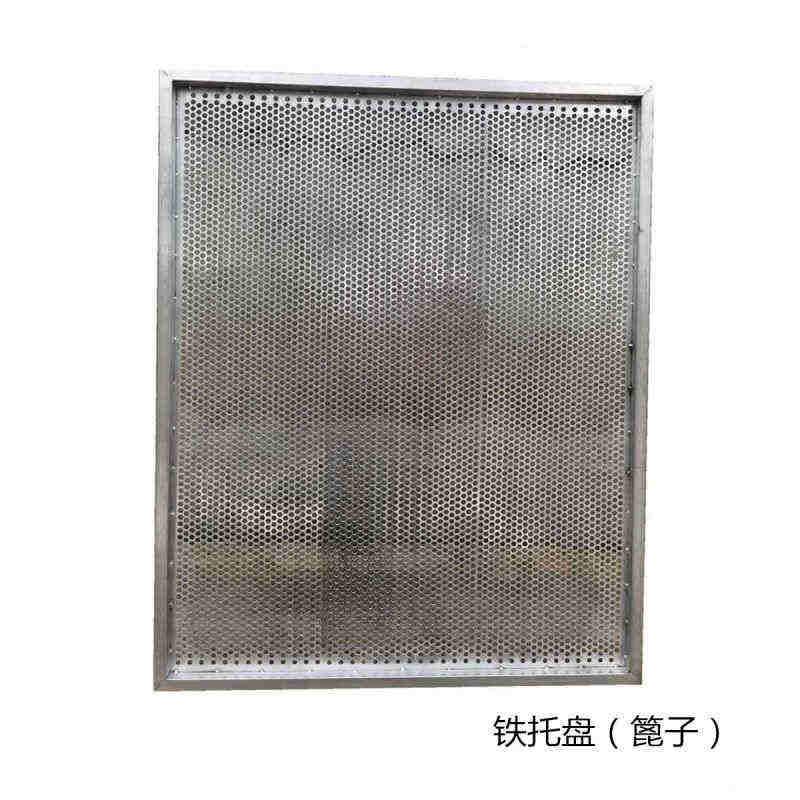 镀锌板篦子(镀板冲孔网托盘)